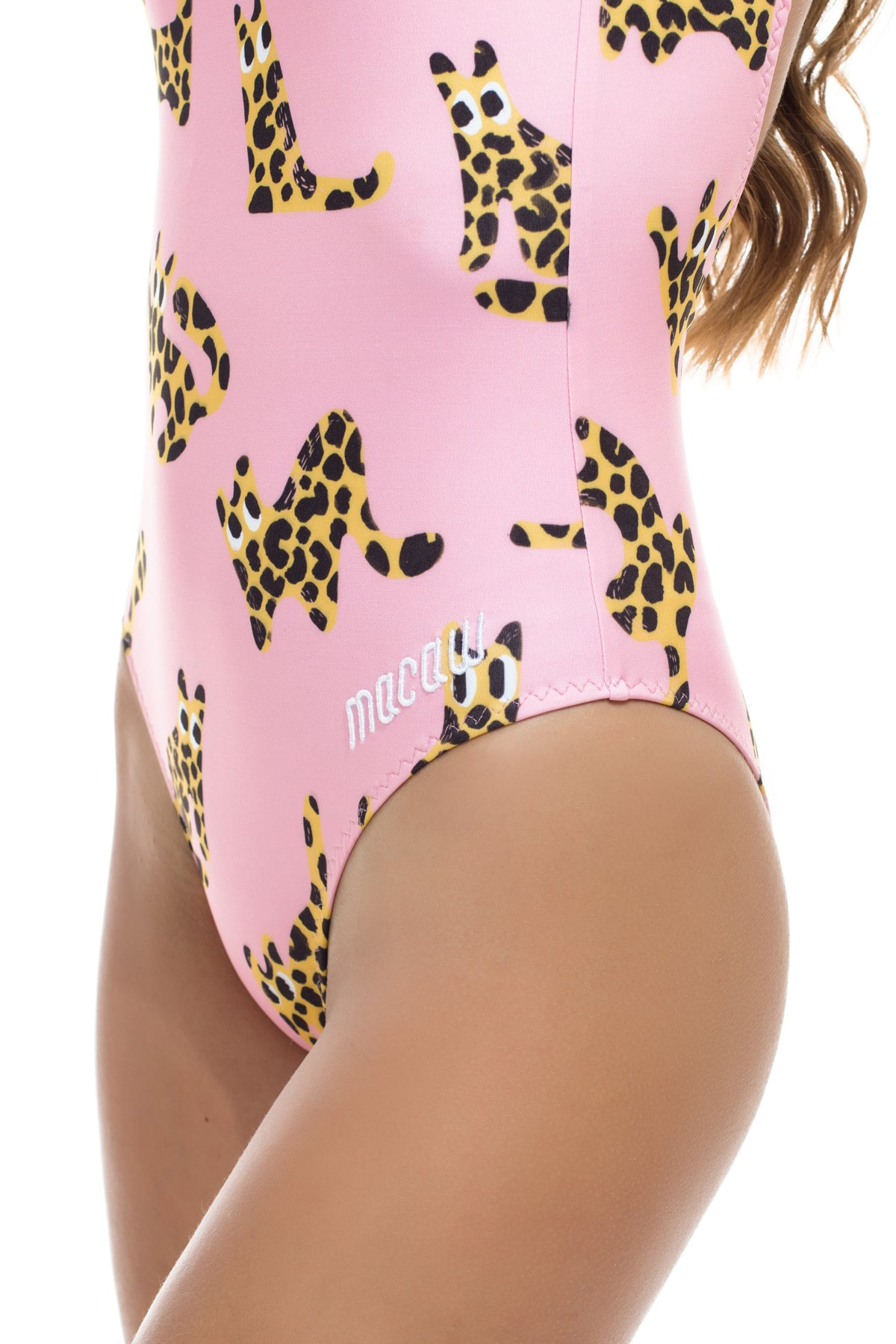 "Classic One Piece  ""Baby Leopards"""