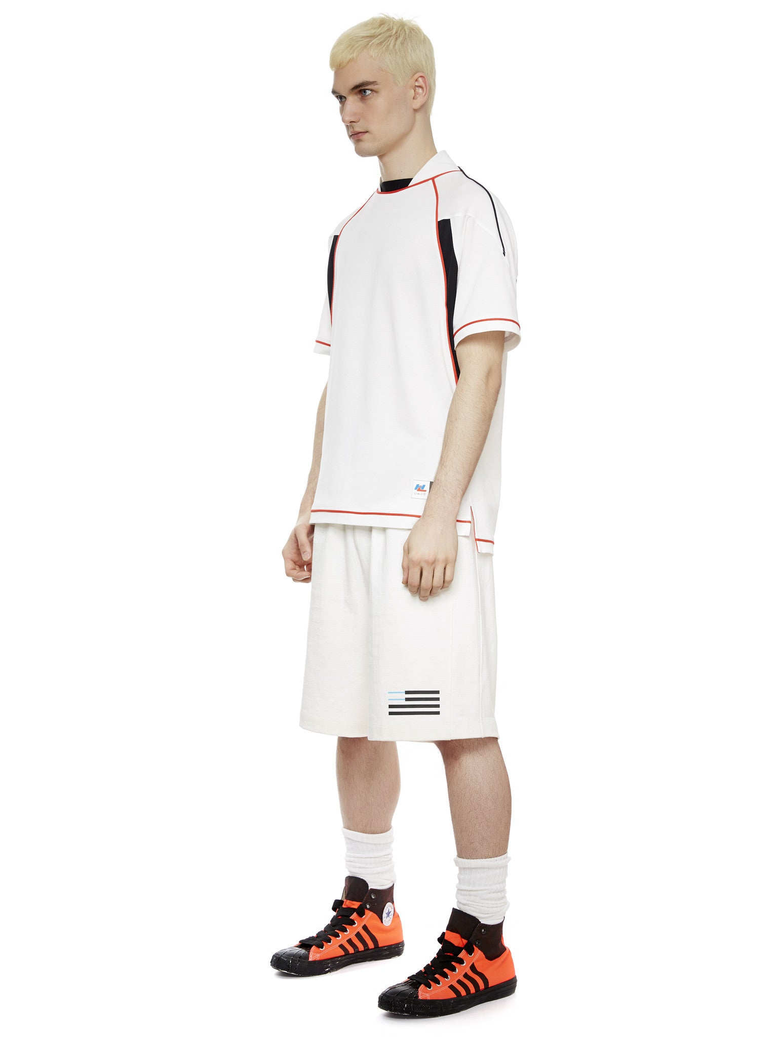 S/S Jersey in White