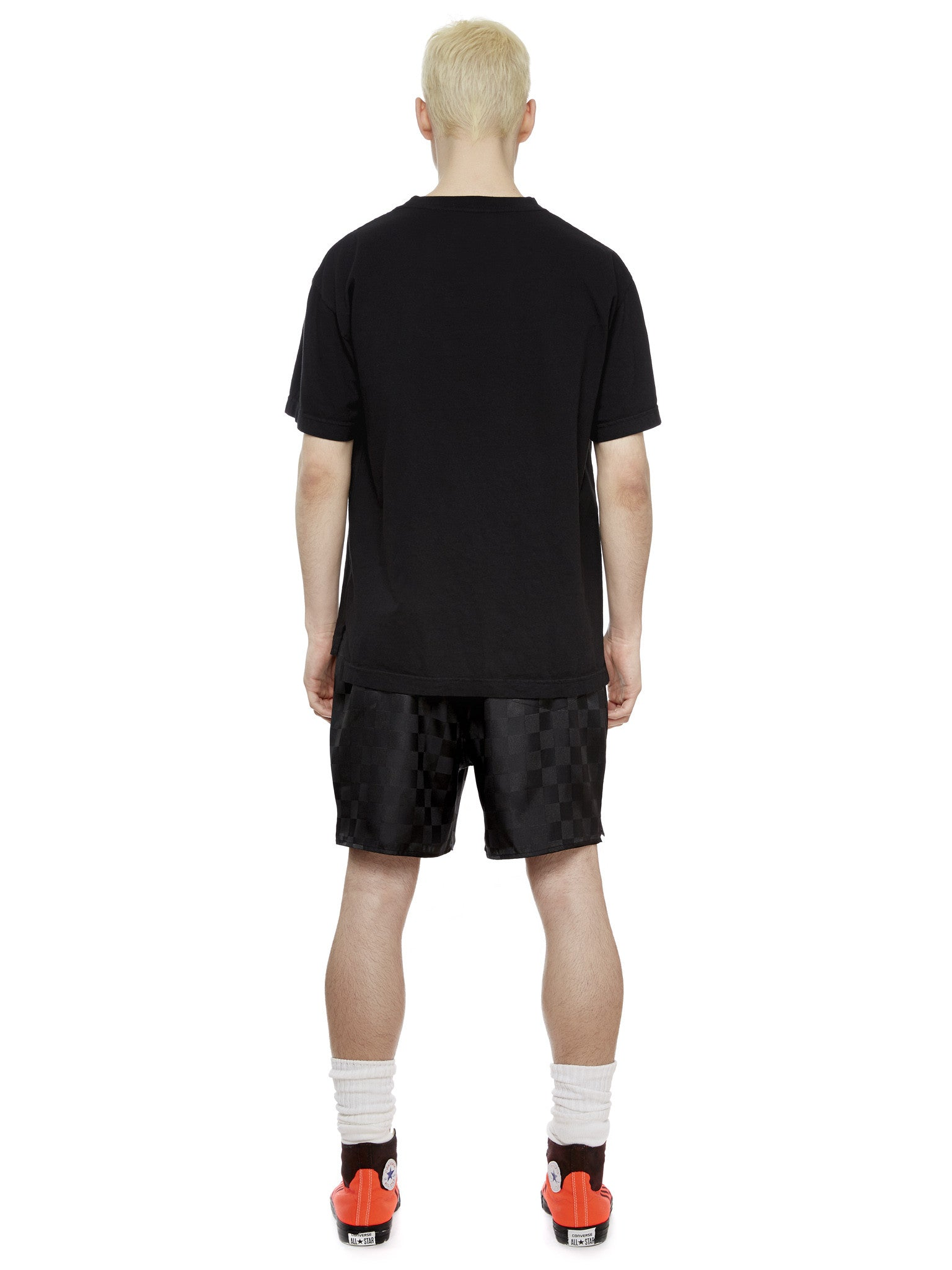 Soccer Short in Black
