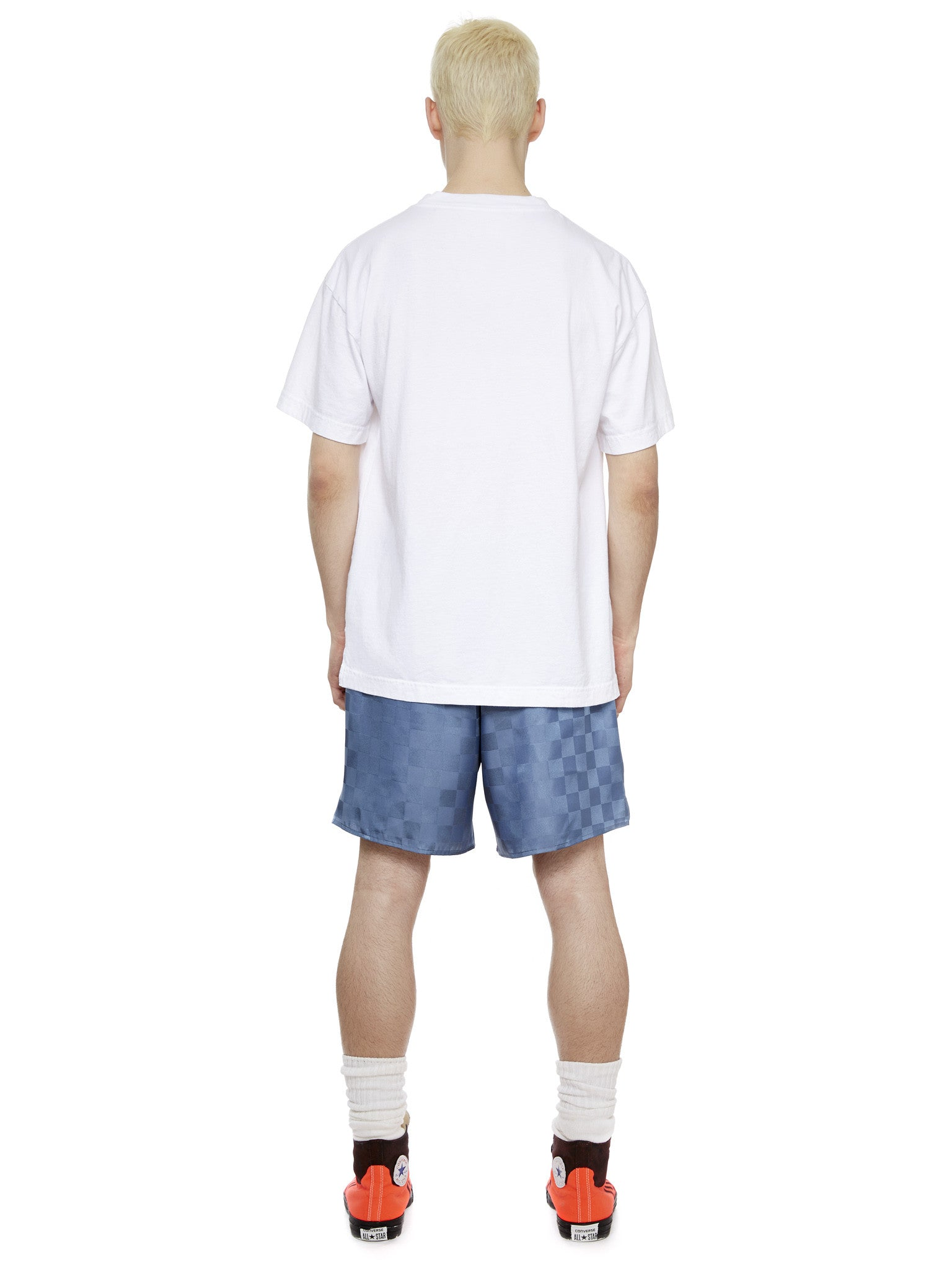 Soccer Short in Blue