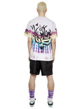 S/S Eyeland T-Shirt in Rainbow