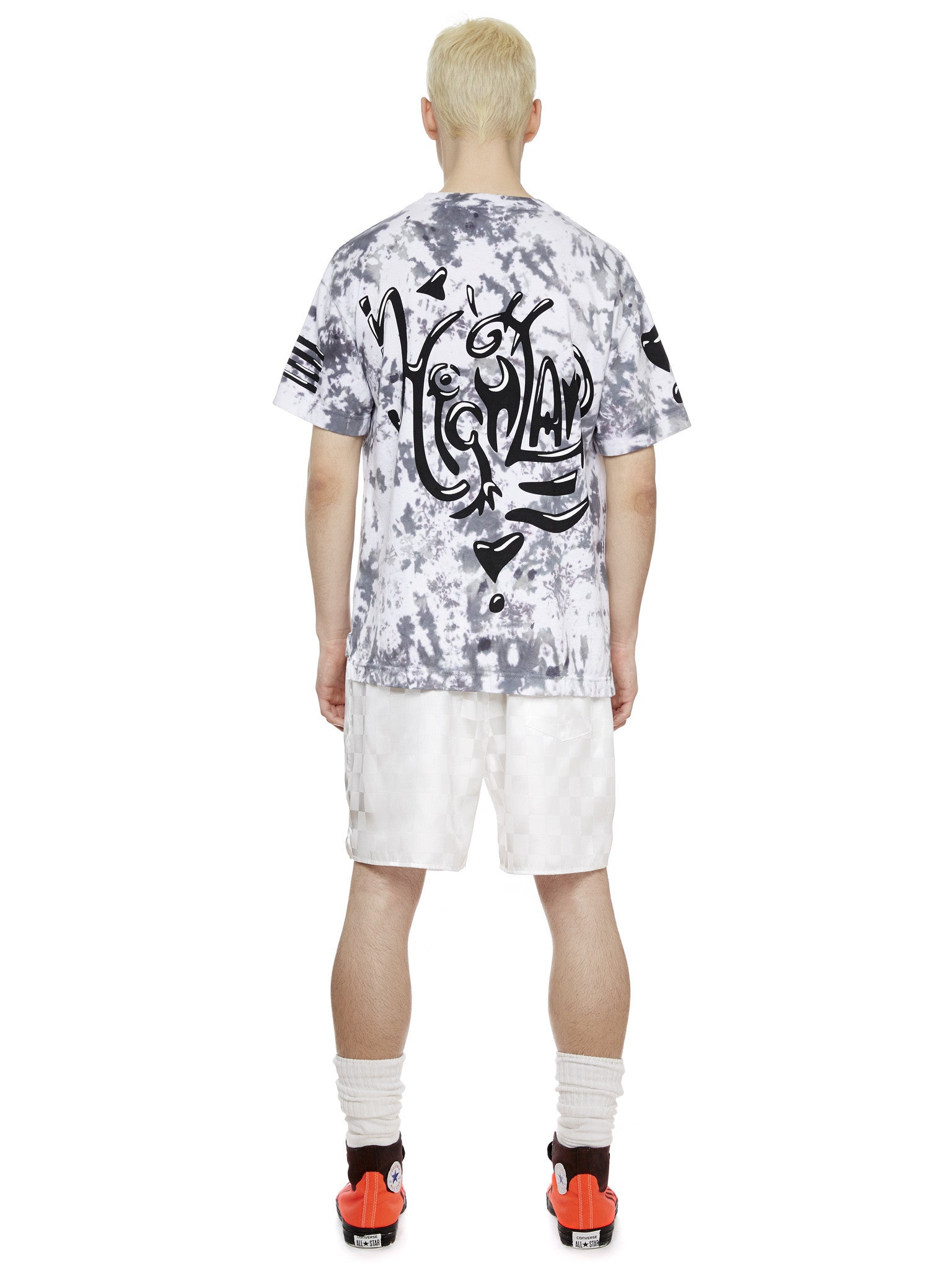 S/S Eyeland T-Shirt in Black