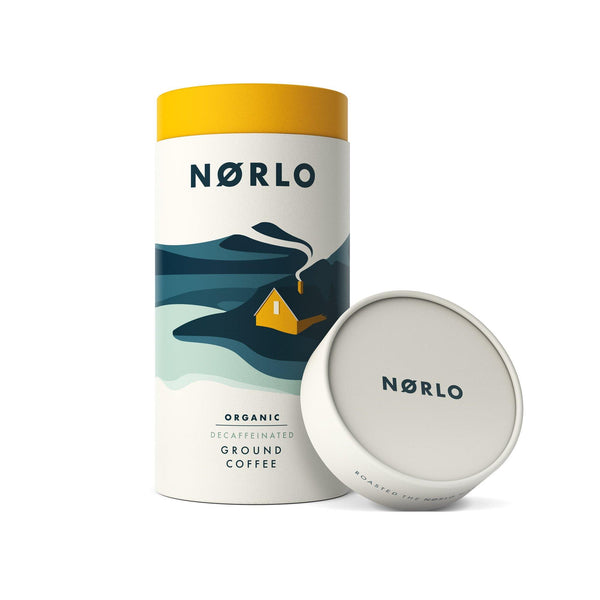 Decaffeinated Coffee Tube (200g) - NORLO