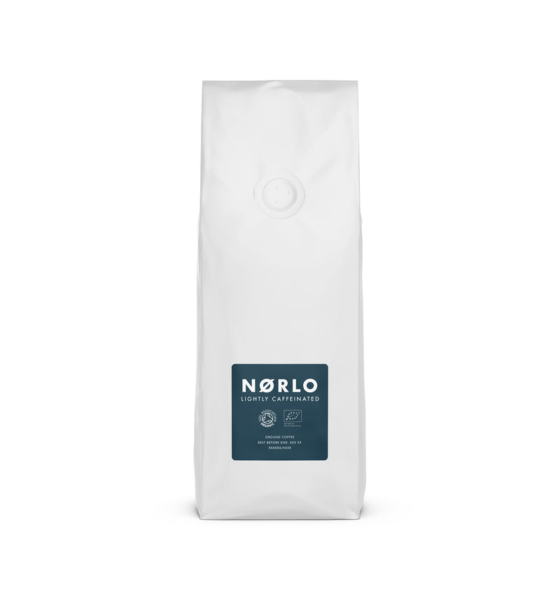 Lightly Caffeinated Coffee Refill Pack (2 x 200g bags)