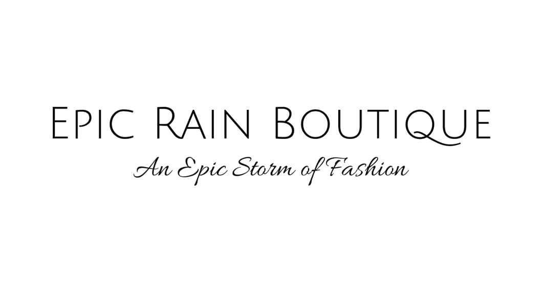 Epic Rain Boutique