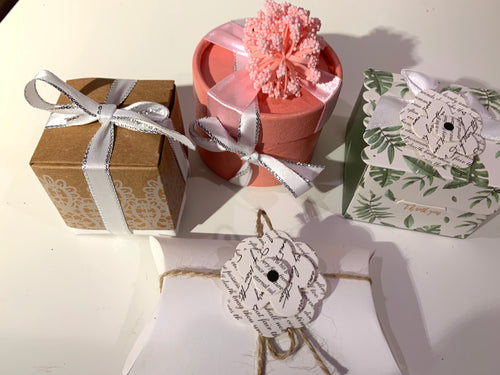 Gift boxes for Happy blessing Jar