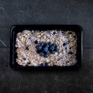 Blueberry Bang Overnight Oats