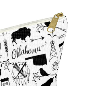 Oklahoma Accessory  Bag