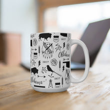 Load image into Gallery viewer, Oklahoma Coffee Mug