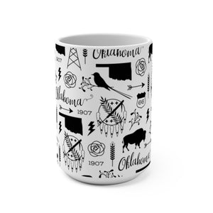 Oklahoma Coffee Mug