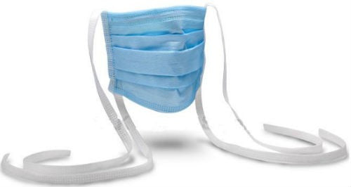 SOLD OUT **** Surgical Tie-On Mask **** SOLD OUT