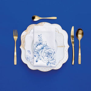 Royal White Breakfast Plate 24,5 cm