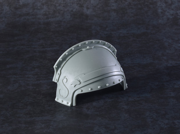 Custodian Guard Shoulder Pad (Banner)