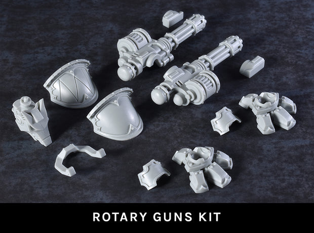 Mini Wolf Conversion Kit - Rotary Guns