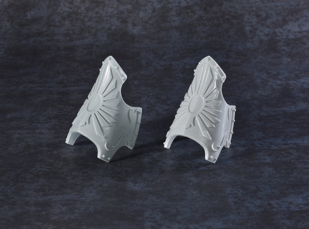 Custodian Guard Shin Plates (2pcs)