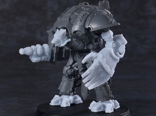 Miniature Scale - Wolf Conversion Kits (3 sets)