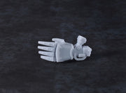 Miniature Scale - Wolf Claws (3 pcs - Left)