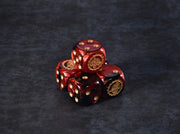 Mechanic Dice Set (5 pieces)