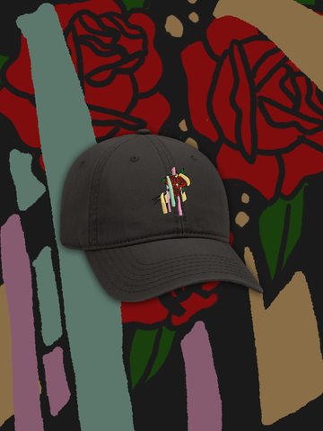 HEART OF A CHAMPION Dad Hat