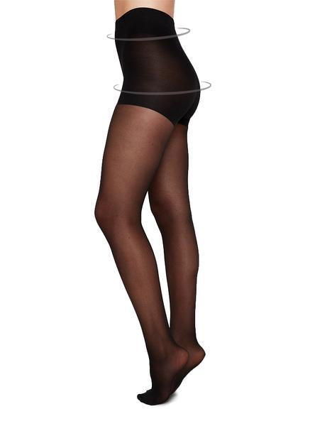 Moa tights control sort 20 denier