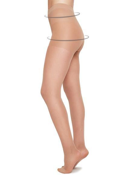 Moa tights control sand 20 denier