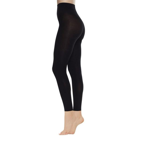 Lia premium leggings black 100 denier