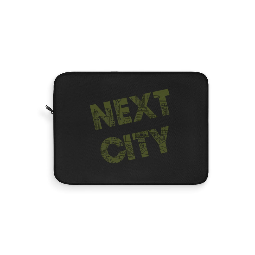 Next City Olive Laptop Sleeve
