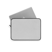 Load image into Gallery viewer, Black & White Laptop Sleeve