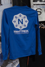 T-shirt NeviTREK Logo Long Sleeve back