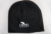 Black Fleece Beanie Hat