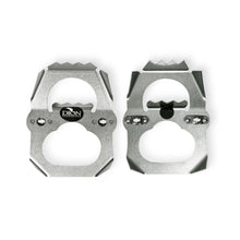 stainless steel ice cleat for snowshoe