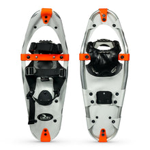 snowshoe model 122 with EasyFit Binding and Ice Cleat front and back
