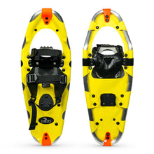 snowshoe model 132 with Easy Fit Binding and Ice Cleat front and back