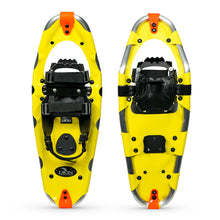 snowshoe model 132 with QuickFit Binding and Deep Cleat front & back