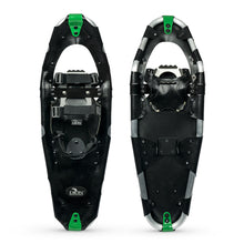 snowshoe model 164 with QuickFit Binding and Ice Cleat front and back