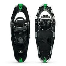 snowshoe model 164 with QuickFit Binding and Deep Cleat front and back