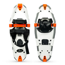snowshoe model 121 with SecureFit Binding and Ice Cleat front and back