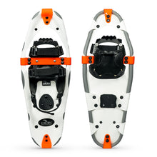 Snowshoe model 121 with QuickFit Binding and Deep Cleat front and back