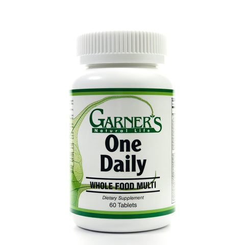 One Daily Whole Food Multivitamin