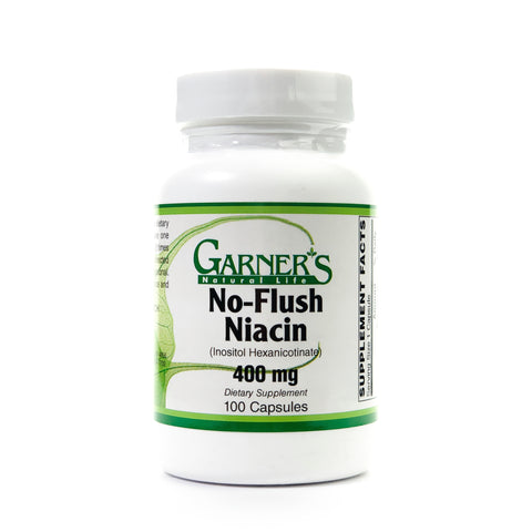 No Flush Niacin 400mg 100ct