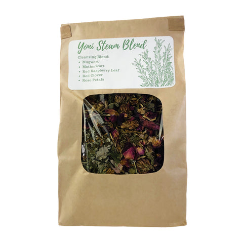 Yoni Steam Blends: Cleansing Blend