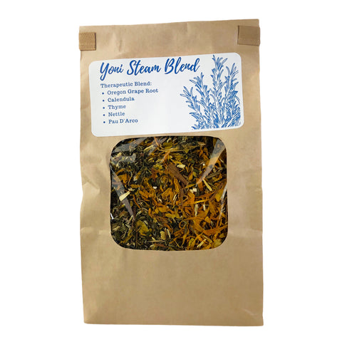 Garner's Yoni Steam Blends: Therapeutic Blend