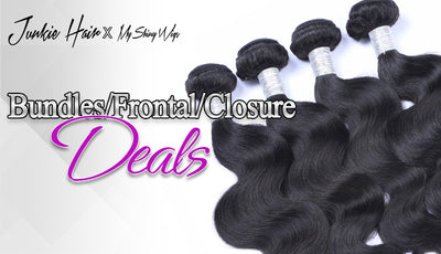 Bundles/Frontal/Closure Deal