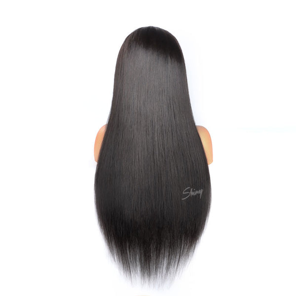 Achebe 360 Lace Wig Straight Pre Plucked 100% Virgin Hair | Myshinywigs®