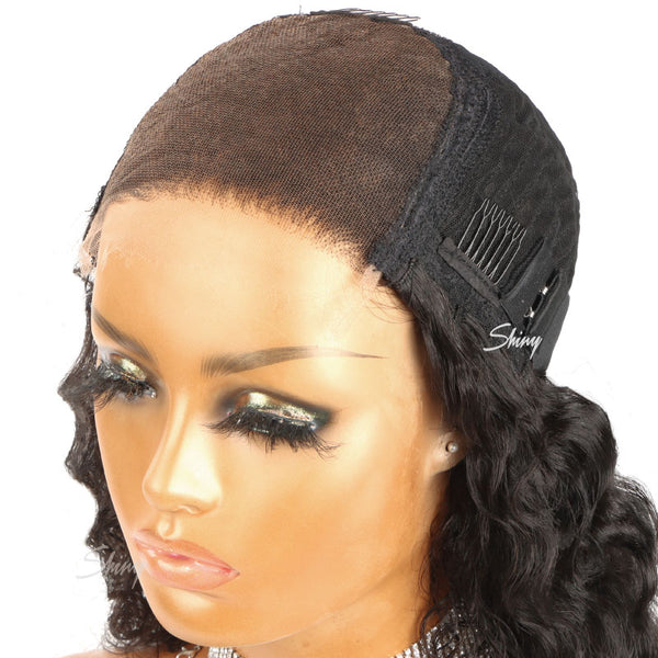 Tiera | HD Lace 5x5 Bob Closure Glueless Wig Sunday Style (ship in 5 days)| Myshinywigs®