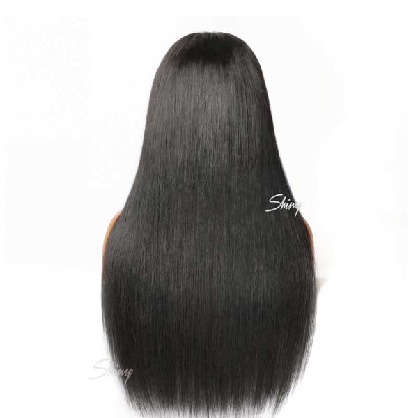 Journey | HD Undetectable Lace 5x5 Closure Wig Straight Pre-Plucked | Myshinywigs®