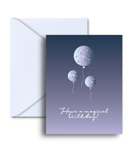 Load image into Gallery viewer, Have A Magical Birthday Greeting Card