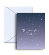 Load image into Gallery viewer, Birthday Love To You Greeting Card