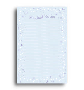 Magical Notes Notepad