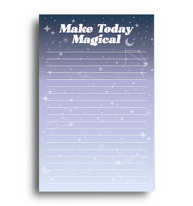 Make Today Magical Notepad